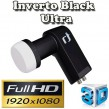 LNB Twin 0,2 dB Inverto Black Ultra High-Gain SAT LNB 72 dB FULLHD 3D HD+ Digital Tauglich