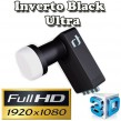 LNB Quad 0,2 dB Inverto Black Ultra High-Gain SAT LNB 72 dB FULLHD 3D HD+ Digital Tauglich