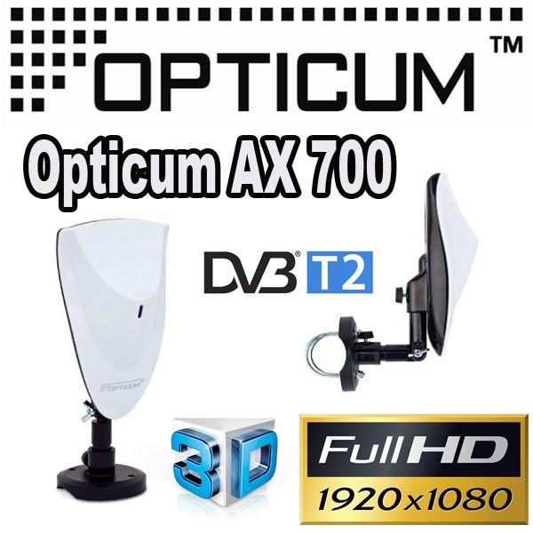 opticum ax 700 dvb t au enantenne ax700 hdtv dvb t antenne. Black Bedroom Furniture Sets. Home Design Ideas